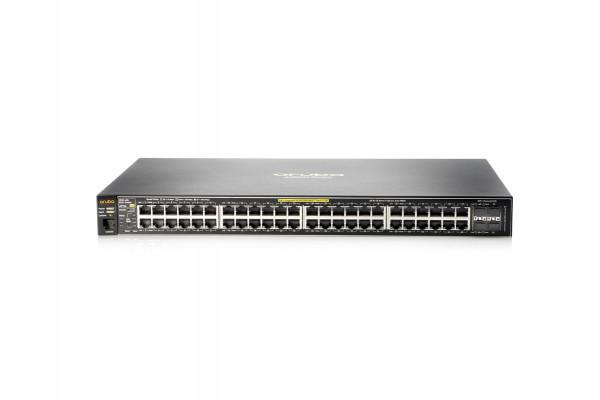 HPE Aruba 2530 48G PoE+ Switch (J9772A)