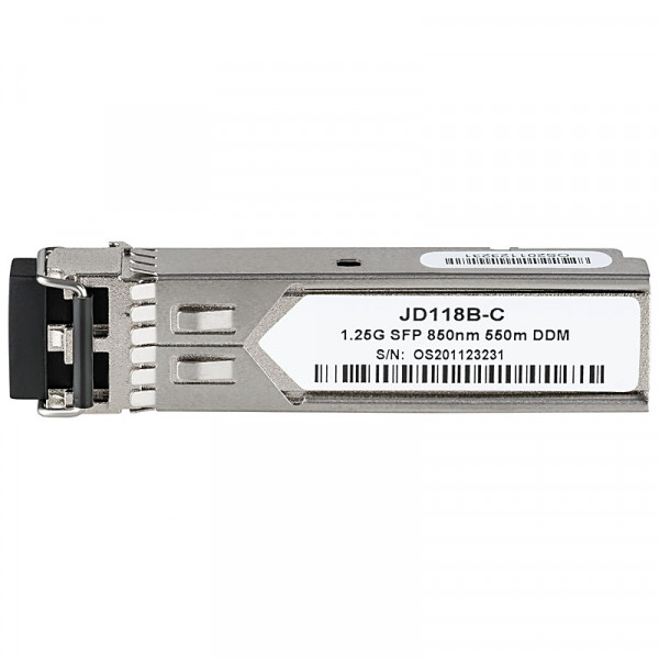 OEM 1000BASE SFP SX 850nm 550m LC HPE H3C kompatibel (JD118B-C)