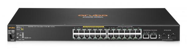 HPE Aruba 2530 24 PoE+ Switch (J9779A)