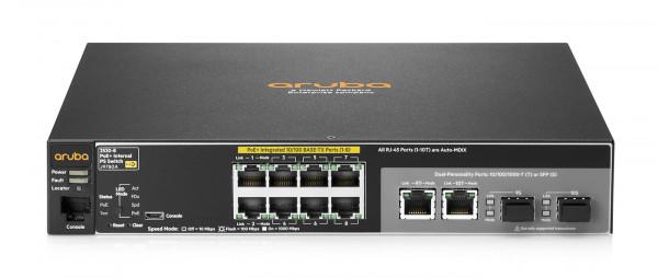 HPE Aruba 2530 8 PoE+ Switch (J9780A)