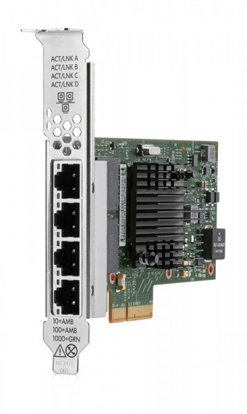 HPE 1GbE 4p BASE-T BCM5719 Adapter (647594-B21)