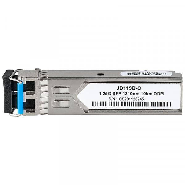OEM 1000BASE SFP LX 1310nm 10km LC HPE HPC kompatibel (JD119B-C)