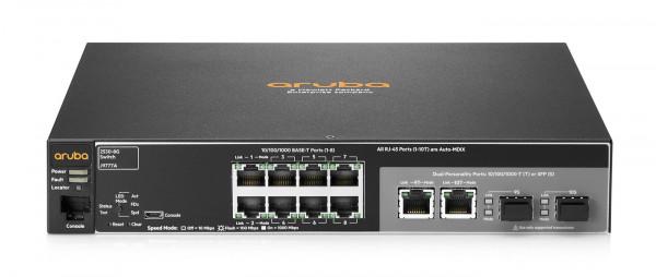 HPE Aruba 2530-8G Switch (J9777A)