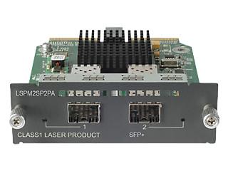 HP 5500/5120 2-port 10GbE SFP+ Mod (JD368B) - REFURB